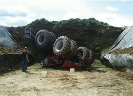 Scene safety and proper stabilization are musts. (Photos courtesy of Stateline Farm Rescue unless otherwise noted.)