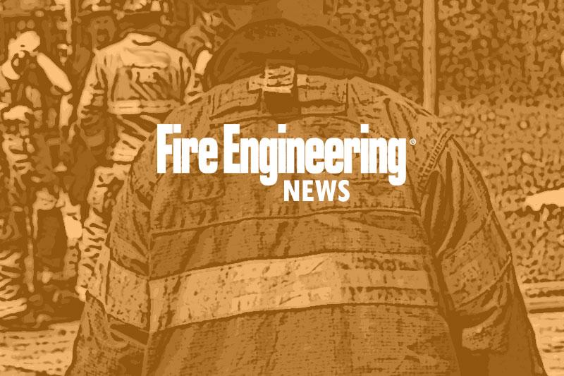 Firefighter news
