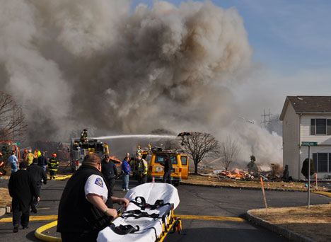 Tactical Considerations: Gas Emergencies