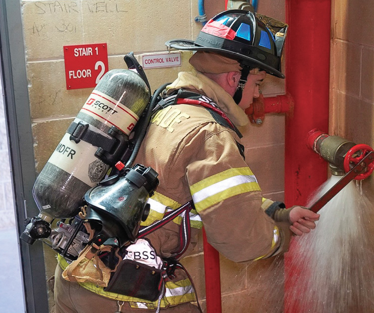 Standpipe Operations, Part 2: Tactical Considerations