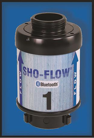 TFT's SHO-FLOW 1 FLOW METER SERIES