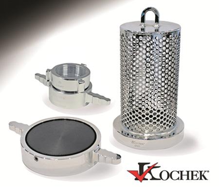 Kochek Company, LLC's CHROME ALUMINUM COATING
