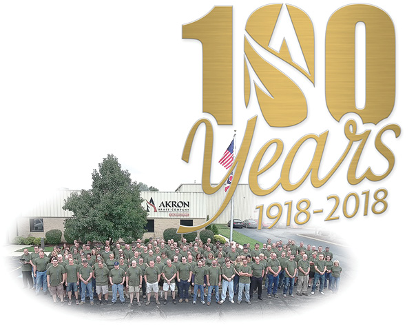 Since 1918, Akron Brass Company has been building life-safety products with a standard of excellence that remains vital to what they do today.