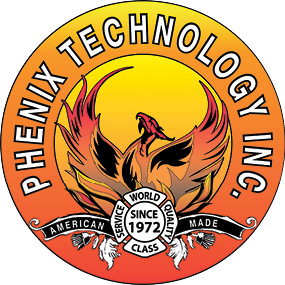 Phenix Technology, Inc. is an ISO 9001:2015 certified company and operates out of its facility located in Riverside, California.
