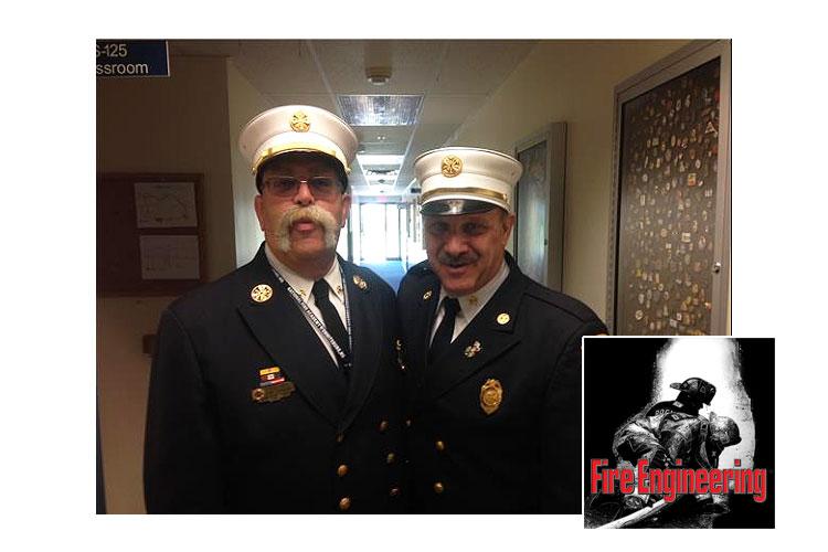 Back Step Boys Tom Aurnhammer and Ron Kanterman