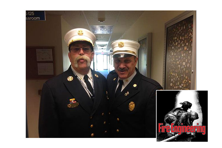 Ron Kanterman and Tom Aurnhammer