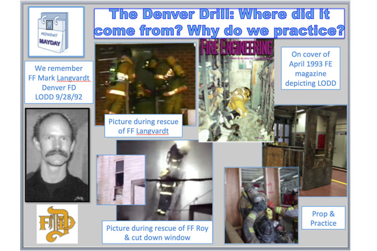 Mayday Monday: The Denver Drill