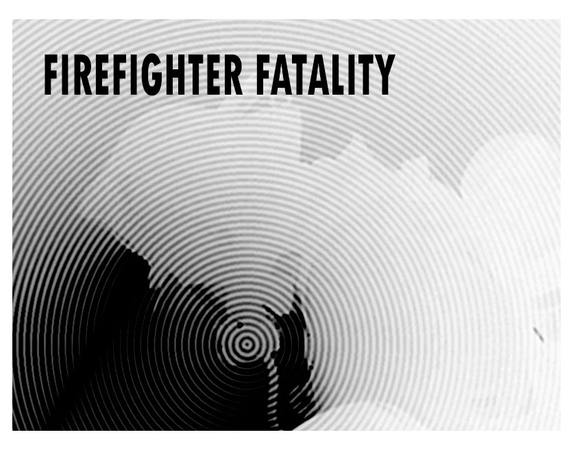 Firefighter fatality