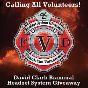 David Clark HEADSET SYSTEM GIVEAWAY