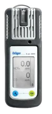 Dräger's X-AM 5000 MULTIGAS MONITOR