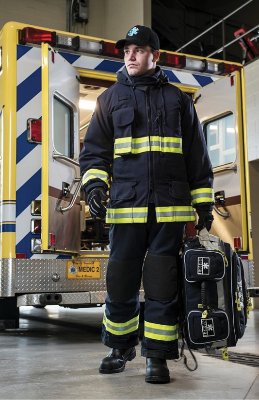 LION's MEDPRO™ EMS COAT AND PANT COMBINATION