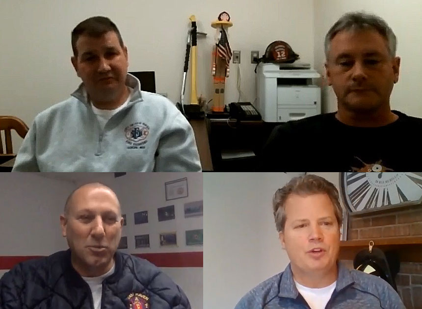Humpday Hangout with Frank Ricci, Dave Polikoff, P.J. Norwood, and company