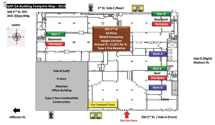 QAP-2A Building Footprint Map