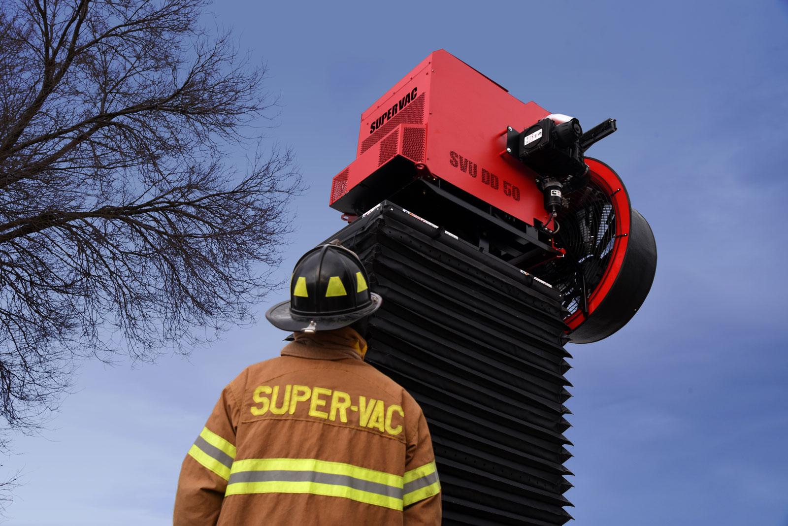SuperVac SVU DD 50