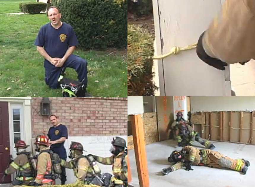 Jim Crawford on firefighter RIT deployment