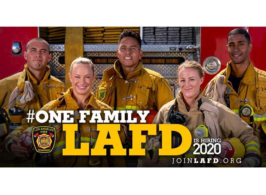 LAFD Recruitment