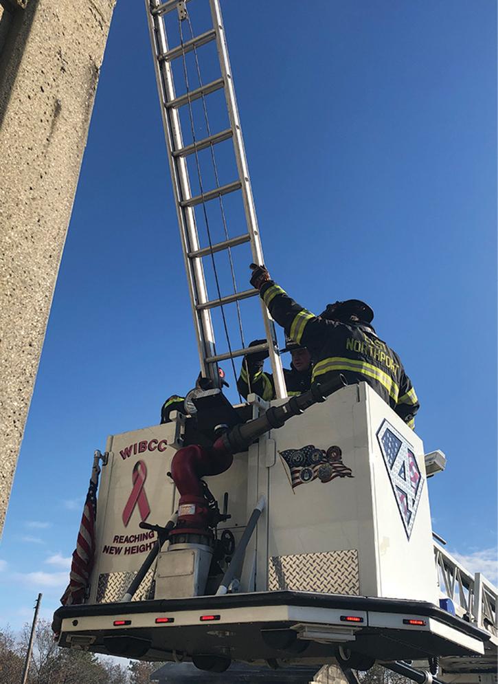 Extending the Tower Ladder's Reach