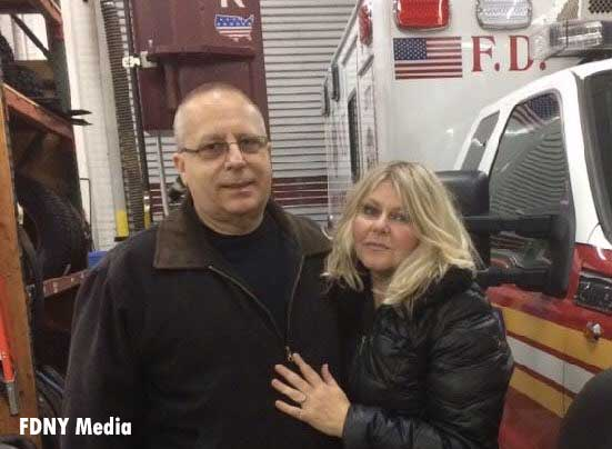 FDNY Media James Villecco passed away
