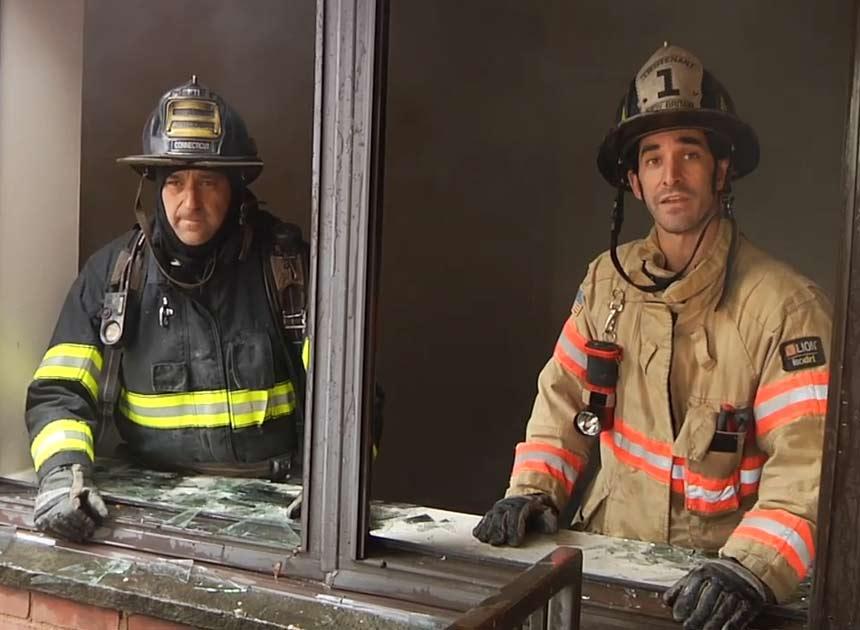 Pete Morotto and Nick Papa talk ventilation
