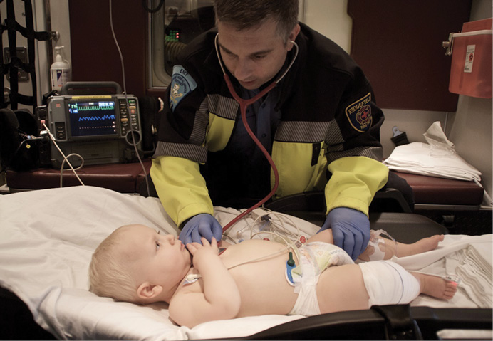 The American Academy of Pediatrics has published recommendations for how EMTs and paramedics can best deal with these brief, frightening events.
