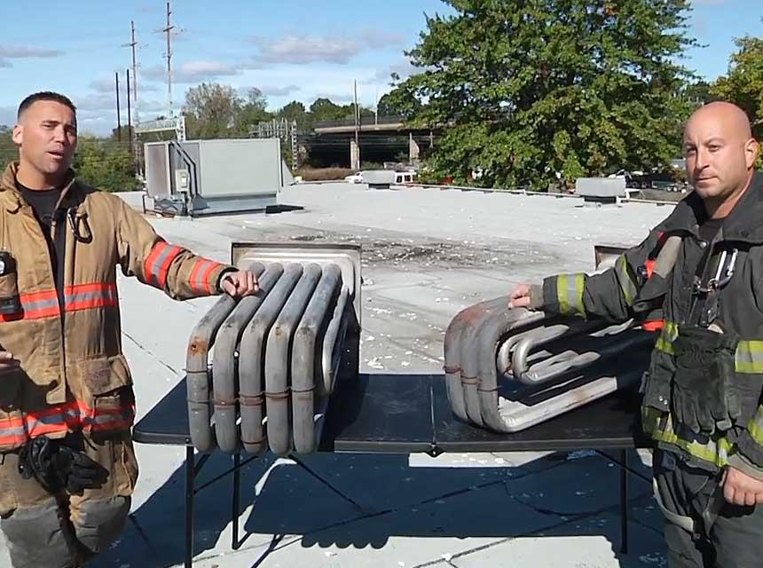 Adam Hansen and Anthony Deko on investigating HVAC RTUs