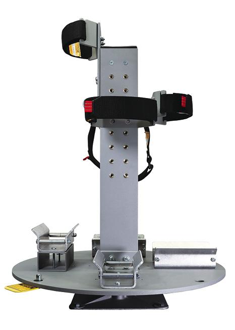 Multiple Extrication Tool Holder, Model QM-MEH-1