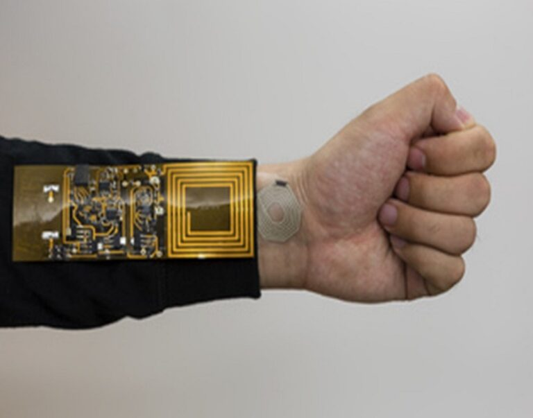 Fire Tech Roundup: Stretchable Battery Can Power Wearable Electronics