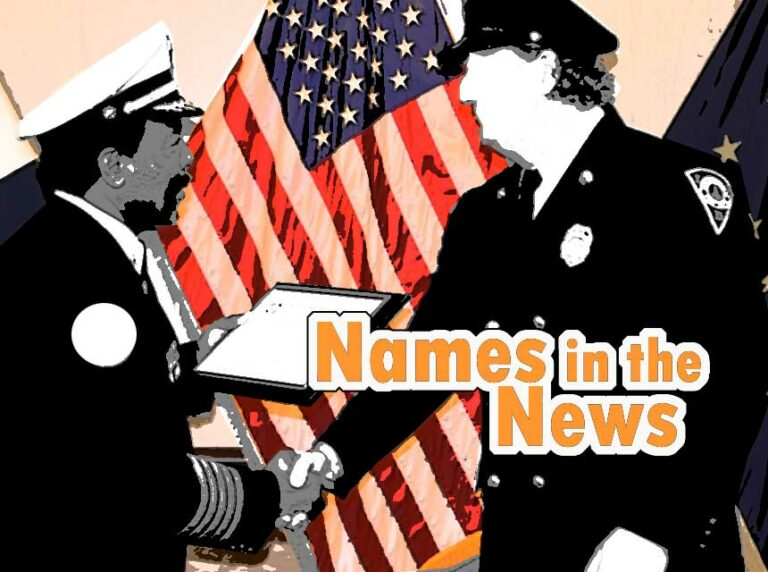 Names in the News: August 14, 2020