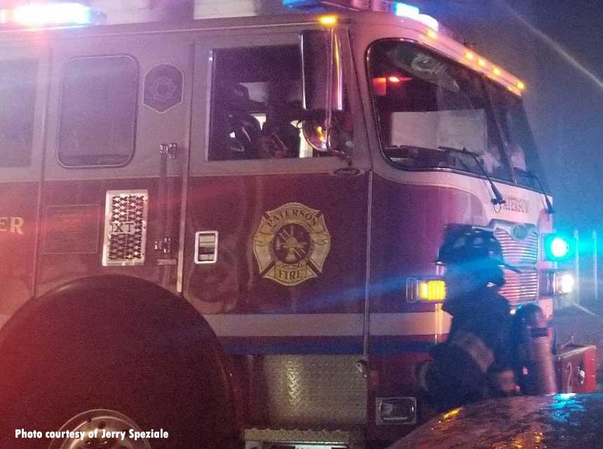 Paterson fire apparatus