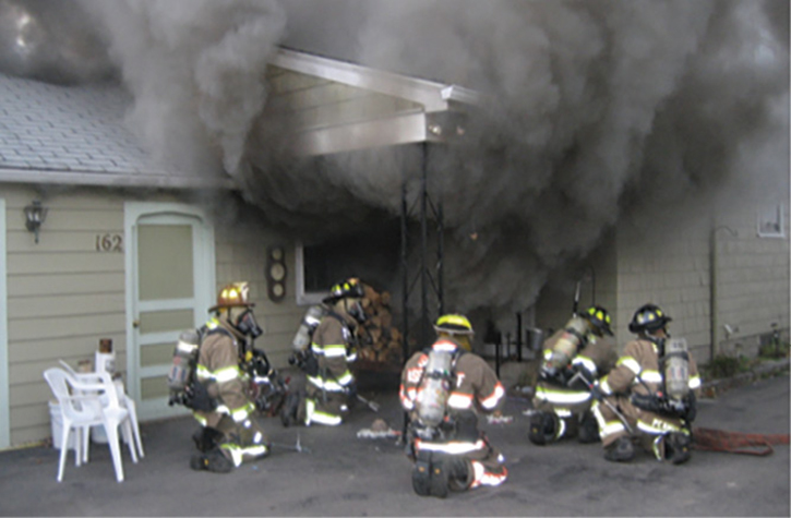 Professional Development for the Volunteer Fire Service