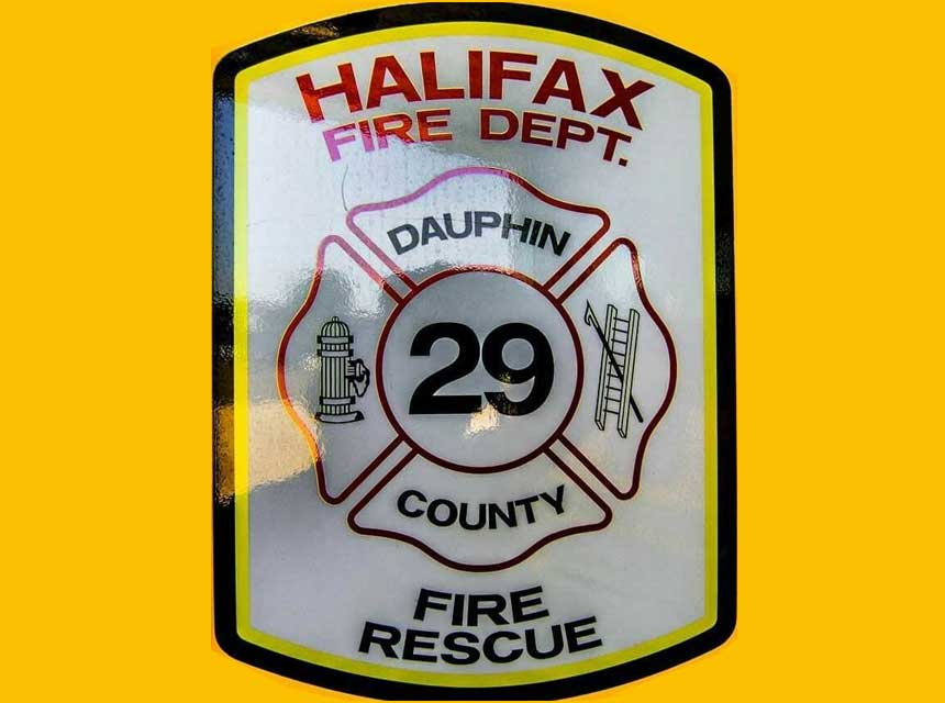 Halifax Fire Department, Pennsylvania