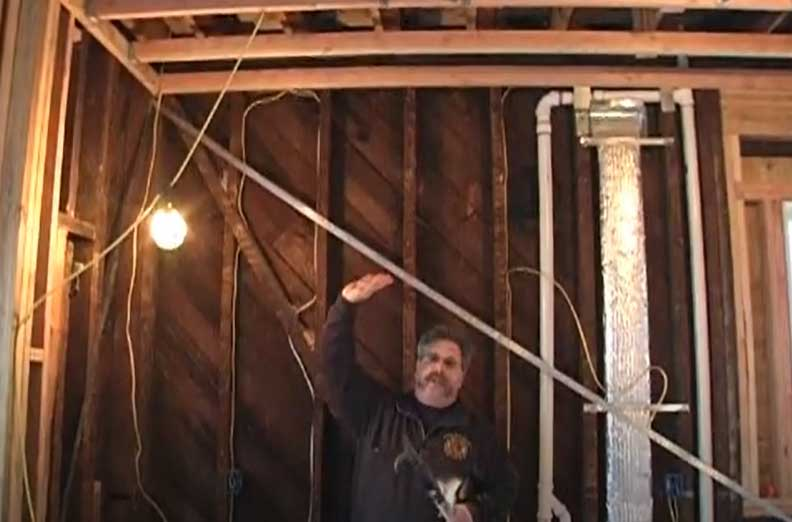 Paul Dansbach on post-and-beam construction