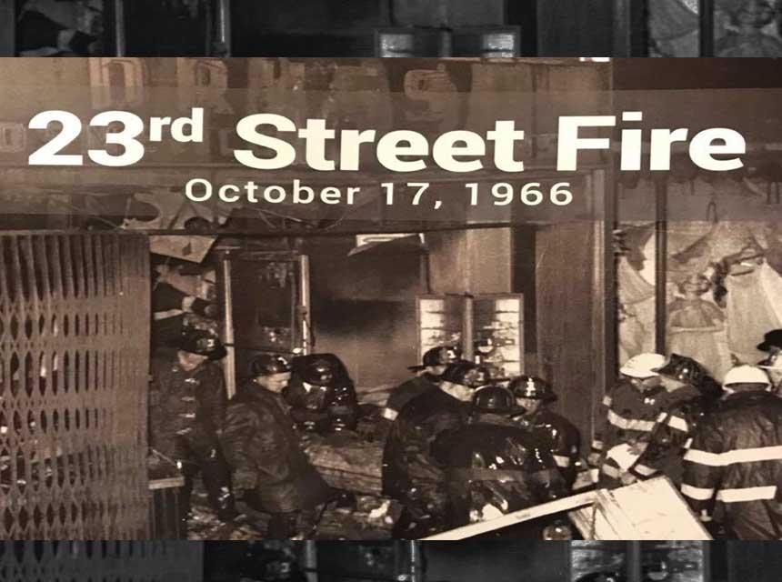 The 23rd Street Fire