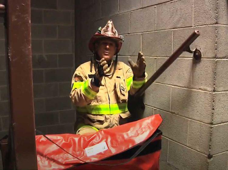 John Ceriello on fire behavior