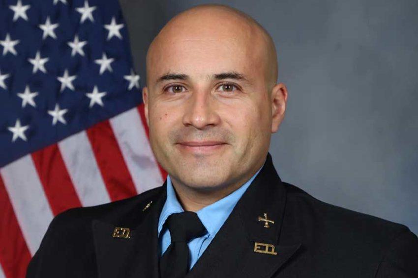 Captain Eric Segura