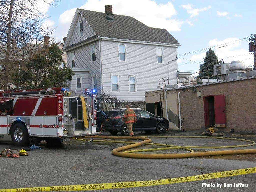 Ridgefield Park junior firefighter severely injured in blast