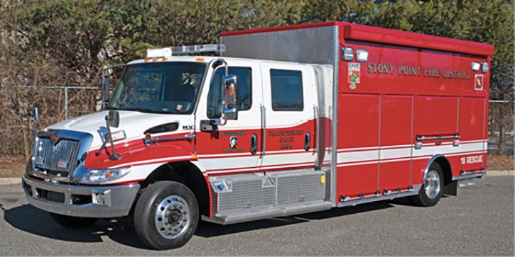 Stony Point (NY) Fire Department