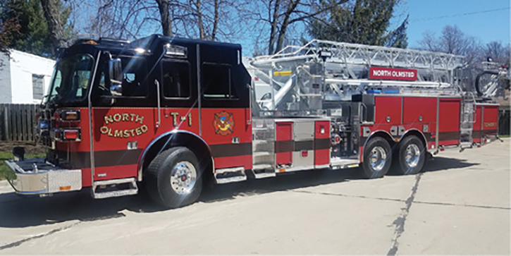 North Olmsted (OH) Fire Department