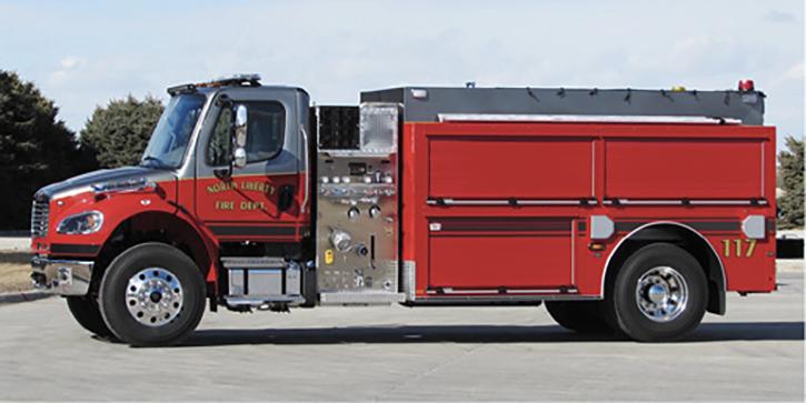 North Liberty (IA) Fire Department