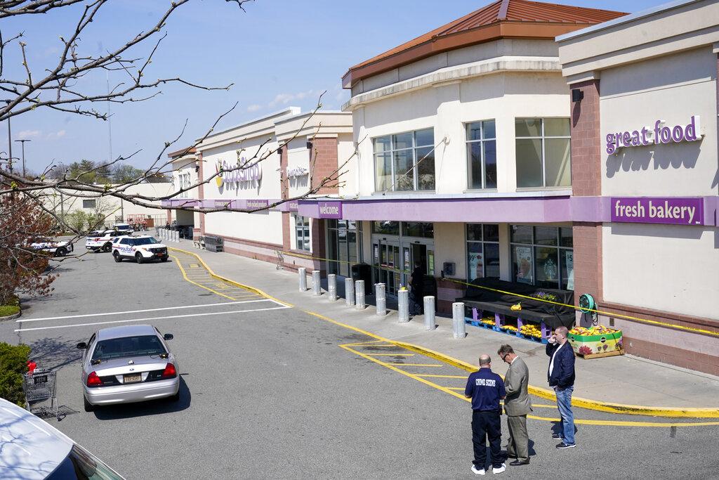 Long Island supermarket shooting