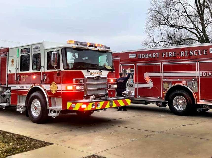 Hobart IN Fire Department