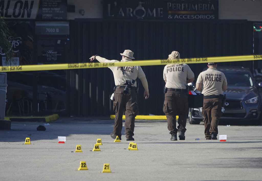Mass shooting in Florida