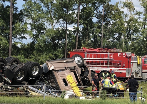 In my area, 18-wheeler and large vehicle accidents are common. However, for many departments, these types of incidents occur quite infrequently and may require tools, equipment, and skills beyond their level of expertise. Developing a database of neighboring fire departments with the expertise and equipment needed for these types of incidents will speed response. This database may also include resources for other highly technical rescue incidents including high-angle, trench, and confined space resources.