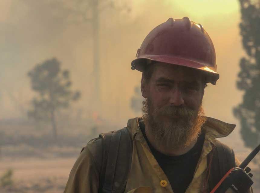 Fallen Smokejumper Tim Hart