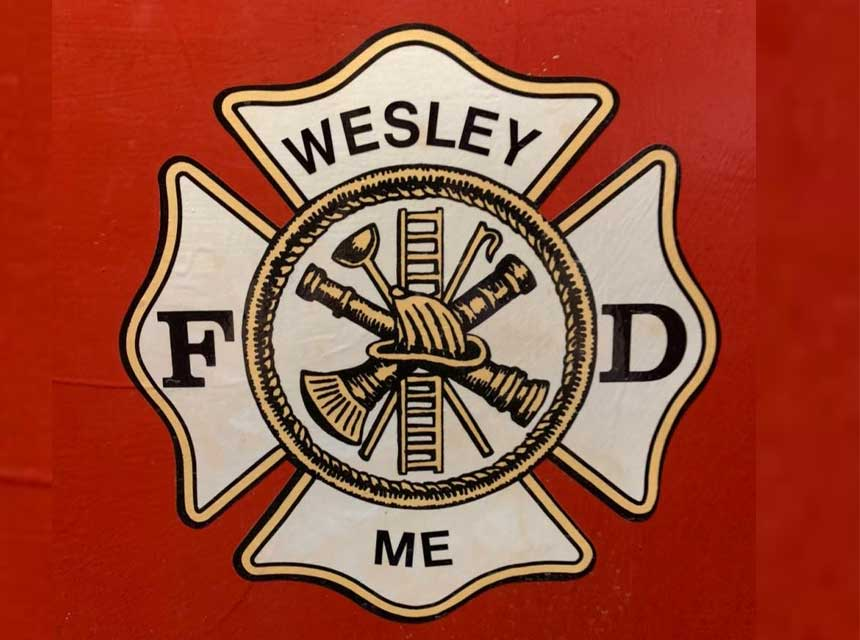 Wesley ME Fire Department