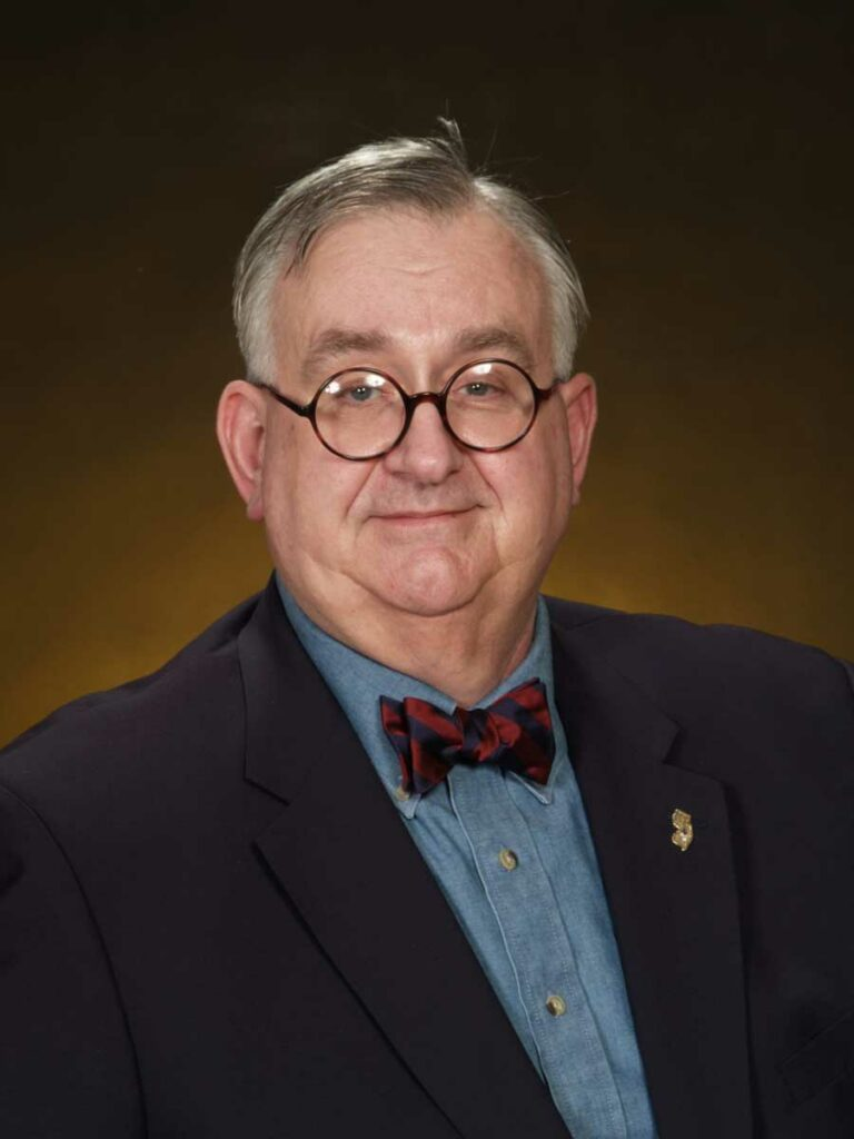 Dr. Harry Carter