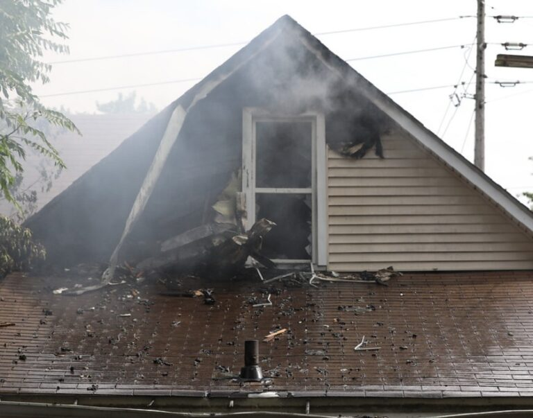 Photos: Indianapolis (IN) Fire Department Responds to Box Alarm Fire