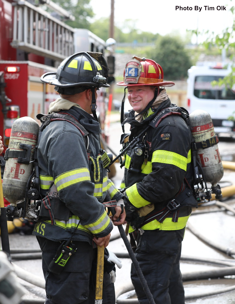 Photos: Indianapolis (IN) Fire Department Responds to Box Alarm