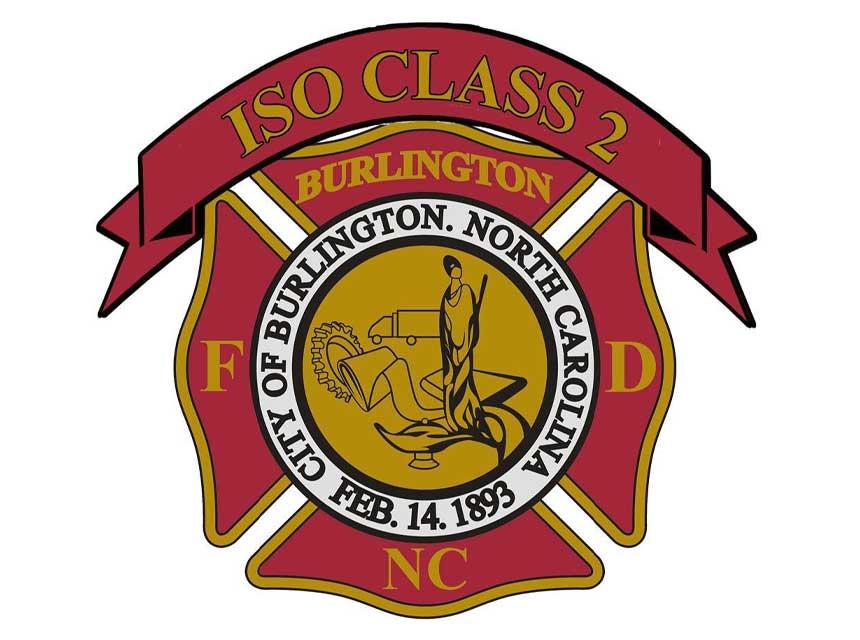 Burlington NC Fire Department
