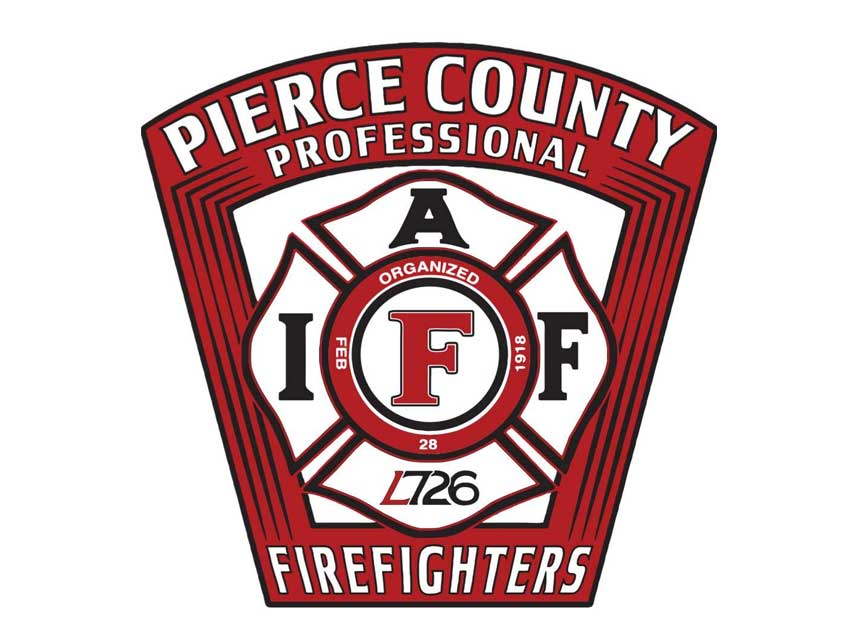 Pierce County Professional Firefighters IAFF Local 726